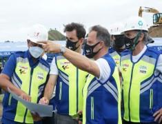 FIM dan Dorna Sport Kunjungi Mandalika International Street Circuit