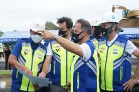 FIM dan Dorna Sport Kunjungi Mandalika International…