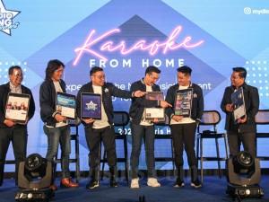 Peluncuran Aplikasi Karaoke Untuk Keluarga