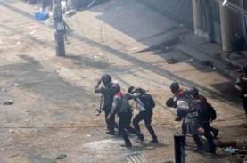 Aliansi Tentara Etnik Serang Kantor Polisi Myanmar,…