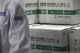 Vaksin Covid-19 Berbasis Protein CNBG Raih Izin Uji…