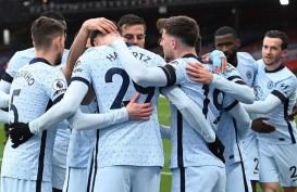 Chelsea Bekuk Palace, Naik Lagi ke Posisi Ke-4, Geser Liverpool