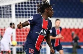 PSG Gasak Strasbourg, Terus Bersaing Ketat dengan Lille di Liga Prancis