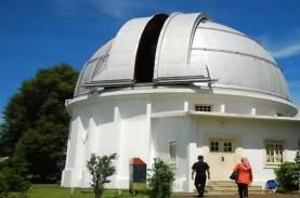 Mencari Hilal Ramadan, Observatorium Bosscha Mulai…