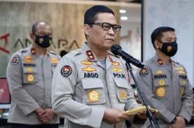 Polri Ungkap Jaringan Teroris FA di DI Yogyakarta