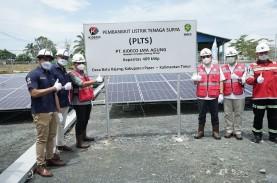 Indika Energy Kembangkan Proyek PLTS di Kaltim
