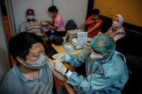 Update Kasus Covid-19 di Kota Bandung, Positif Aktif…