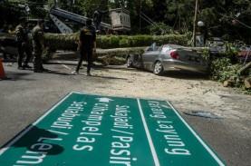 Cuaca Kota Bandung dan Jawa Barat pada Minggu, 11…