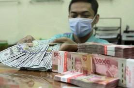 Permintaan Dolar AS Tinggi, Rupiah Rentan Tertekan…
