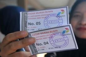 Pasar Murah Sambut di Riau Diminta Digelar Online…