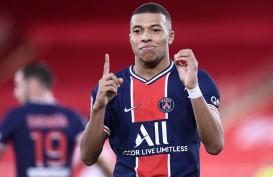 21 Gol, Kylian Mbappe Makin Kokoh di Posisi Top Skor Liga Prancis