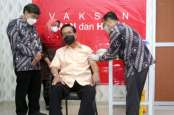 Sri Sultan Hamengku Buwono X Terima Vaksin Dosis Kedua