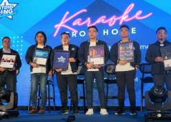 Mydio Song Luncurkan aplikasi Pocket Family Karaoke Entertainment pertama di Indonesia