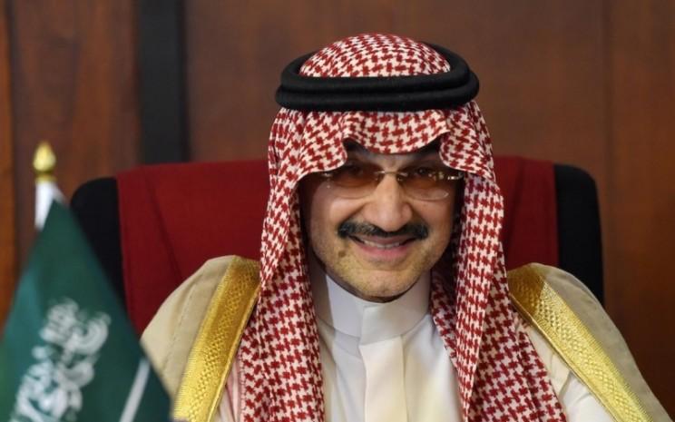 Pangeran Alwaleed Bin Talal, miliuner asal Arab Saudi  -  middleeasteye.net