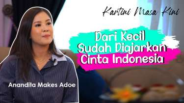 Kartini Masa Kini: CSO Plataran Indonesia, Anandita Makes Adoe