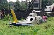 Bos Jaringan Pasar Swalayan Lulu Alami Kecelakaan Helikopter