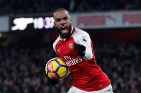 Lacazette Gemilang, Arsenal Habisi Juru Kunci Sheffield…