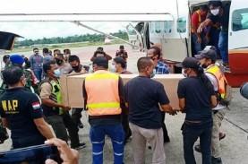 Helikopter Rusak di Ilaga Papua Dibakar Kelompok Kriminal