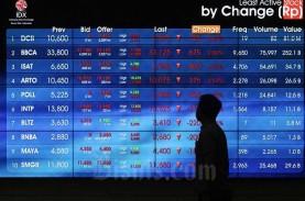 IHSG Dibuka Naik, Investor Asing Buru BBRI dan BBCA,…