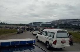 Aparat Gabungan Kejar KKB Pembakar Helikopter di Ilaga Papua