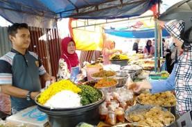 Kuliner Ramadan, Maaf Pasar Pabukoan Kembali Tidak…