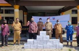 Distribusikan 4.750 Paket Sembako di 19 Titik