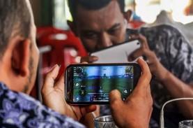 Game Jadi Aplikasi Smartphone dengan Pertumbuhan Tertinggi