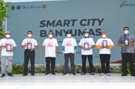 Bank Jateng Dukung Program Smart City di Banyumas