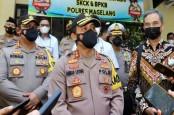 Operasi Polisi Temukan Pengabaian Prokes di Tempat Istirahat Jalan Tol