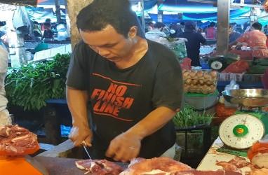 Harga Daging Sapi dan Ayam di Pekanbaru Naik 25 Persen Sehari Jelang Ramadan