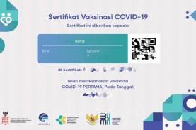 Setop Pamer Sertifikat Vaksinasi di Media Sosial,…