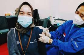Vaksinasi 849 Petugas Bandara Ahmad Yani Meningkatkan…