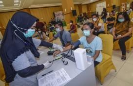 Sasaran Vaksinasi Covid-19 Lansia di Mataram Ditambah