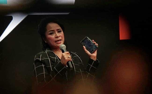 Direktur Utama MNC Sekuritas Susy Meilina. Bisnis - Himawan L Nugraha