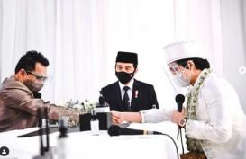 Kuasa Hukum Rizieq Shihab Protes Kerumunan di Pesta Pernikahan Atta-Aurel