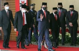Hasil Survei Ma'ruf di Bawah Jokowi, Jubir Wapres: Namanya 'Ban Serep'