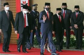 Hasil Survei Ma'ruf di Bawah Jokowi, Jubir Wapres:…
