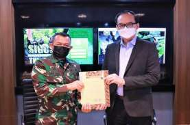 Esri Indonesia dan Dittopad Bersinergi Hadapi Disrupsi…