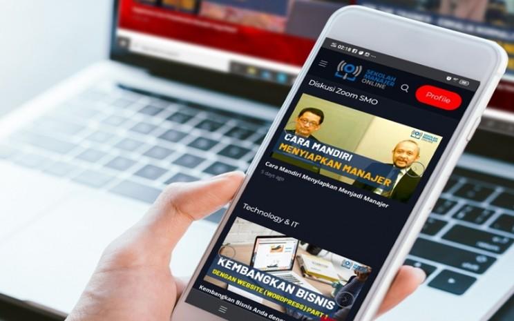 Sekolah Manajer online