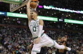 Hasil NBA: Kemenangan Delapan Beruntun Nuggets Dihentikan Celtics