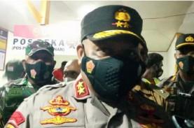 Polda Papua Perketat Pengamanan di Bandara dan Lapangan…