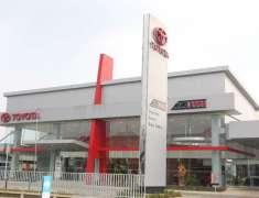Merek Lain Minggir, Penjualan Toyota per Maret Naik 110 Persen