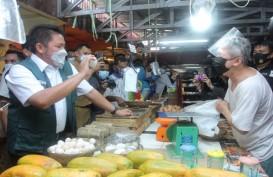 Gubernur Sumsel Pastikan Harga dan Stok Pangan Aman