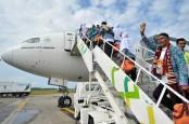 Garuda Indonesia Layani Haji, Dampak ke Pendapatan Kecil