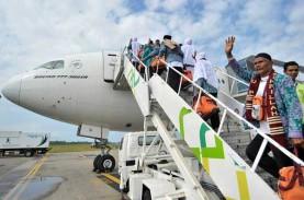 Garuda Indonesia Layani Haji, Dampak ke Pendapatan…