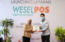 Pos Indonesia Luncurkan Weselpos Cash to Account Instamoney