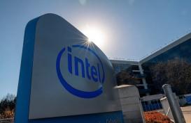 Intel Bakal Pasok Kebutuhan Cip untuk Perusahaan Otomotif