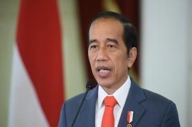 Jokowi Sebut Perkembangan Ekonomi Digital RI Tercepat…