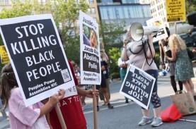 Dor! Polisi AS Kembali Tembak Pria Kulit Hitam