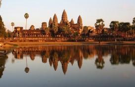 Covid-19 Terus Melonjak, Candi Angkor Wat Tutup Dua Minggu